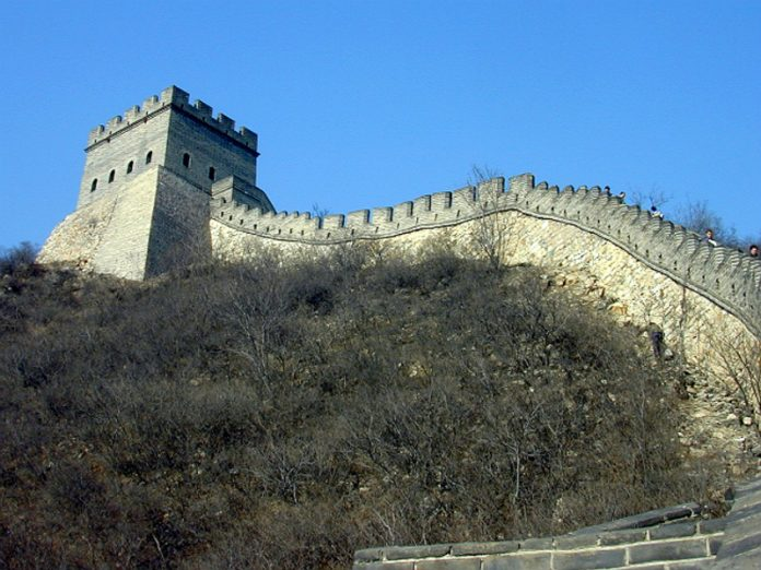 Scientists have found a predecessor of the great wall of China