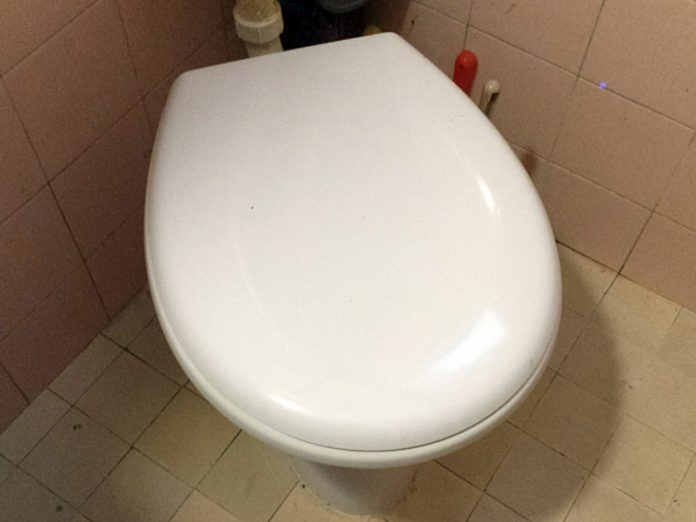 Scientists told how to stop the coronavirus toilet lid