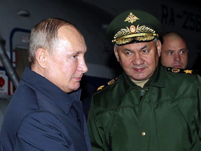 Shoigu: the parade of all, of course, ready