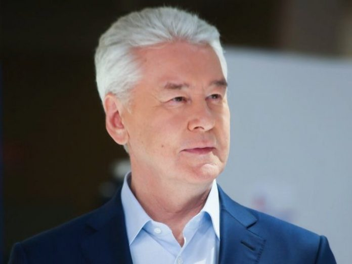 Sobyanin electronically voted on amendments to the Constitution