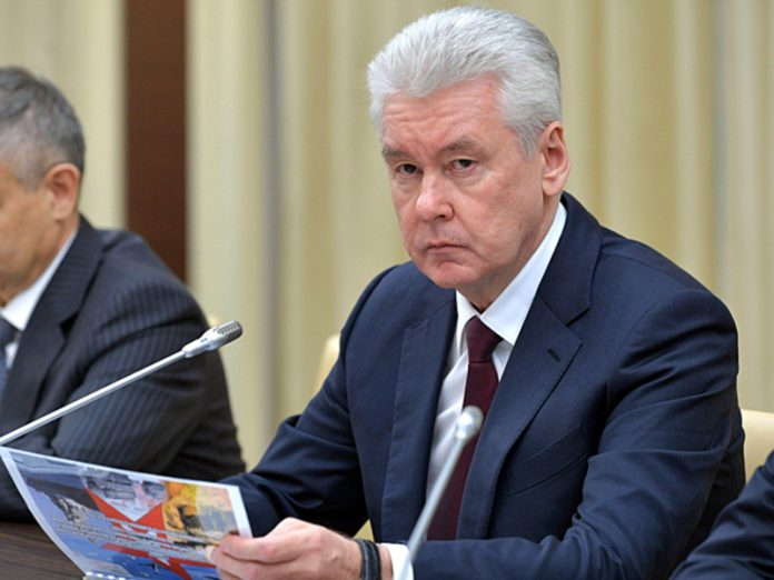 Sobyanin noted the importance of the vote on the Constitution of July 1,