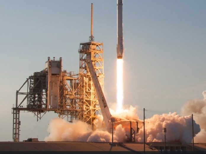 SpaceX launched a rocket with a GPS satellite of the third generation (video)