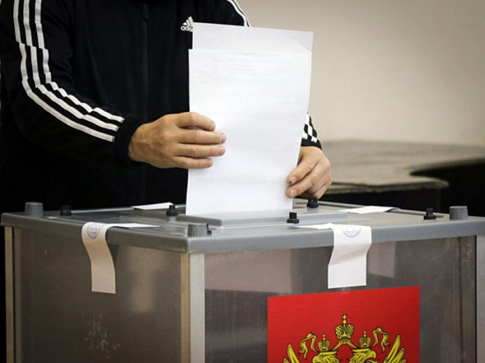 St. Petersburg state going to mobilize for a vote on the Constitution
