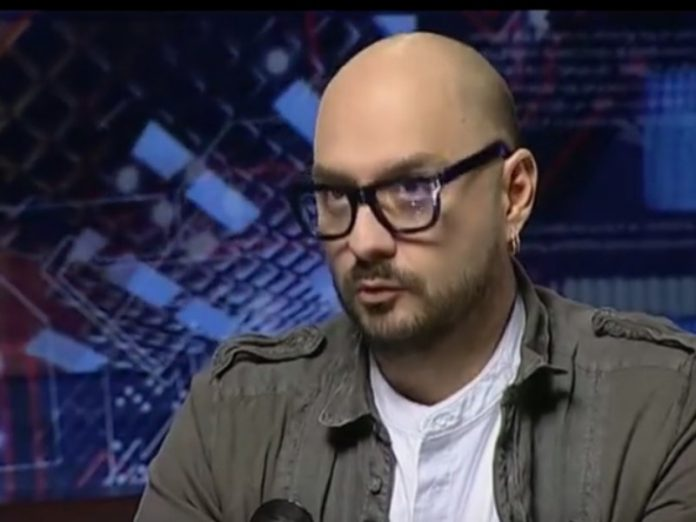 The apartment Serebrennikov in Germany seized