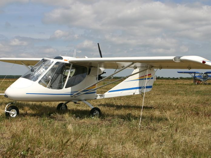 The case was brought after the crash of a light aircraft near Ryazan