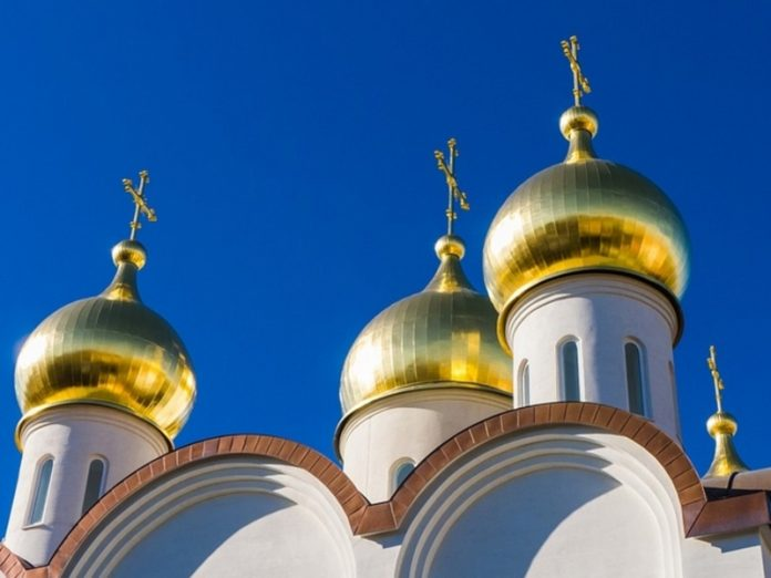 The churches in St. Petersburg allowed to resume worship services