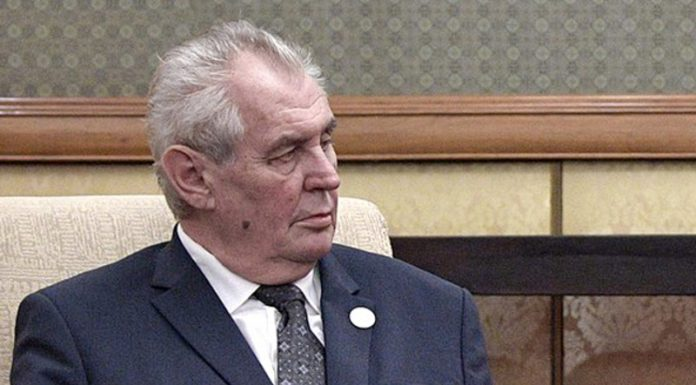 The Czech President refused to go to the Victory parade in Russia on the background of a diplomatic scandal