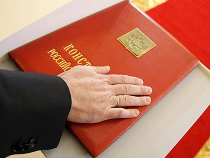 The Deputy gave Pamfilova evidence of coercion of state employees to vote on the Constitution