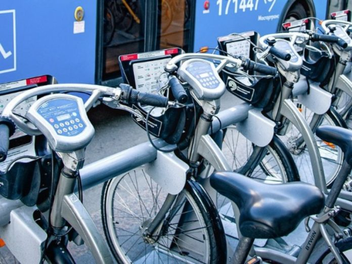 The Deputy of the city Duma told about the resumption of the capital's network of Bicycle