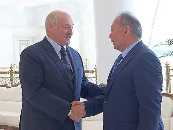 The ex-President of Kyrgyzstan agrees to go to court, if it takes place in Belarus