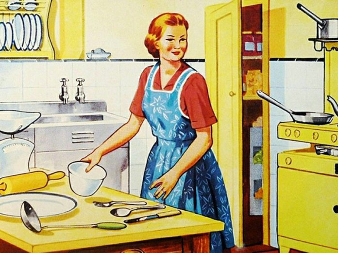 The government refused to pay benefits to Housewives for