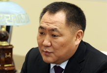 The head of Tuva has been exposed to coronavirus