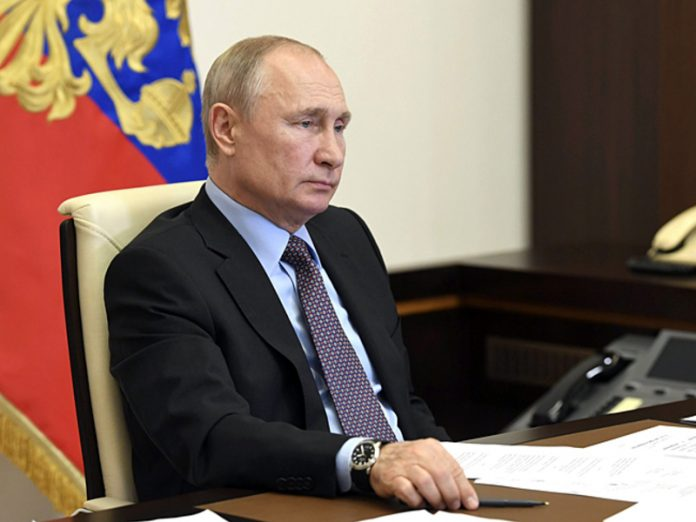 The historian found in the article, Putin about the Second world war a non-existent quote from Hitler