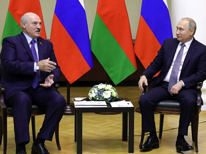 The Kremlin officially announced the meeting of Putin and Lukashenka in Rzhev 30 June