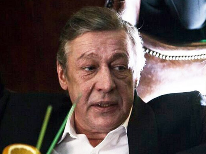 The lawyer told as Efremov spends time under house arrest
