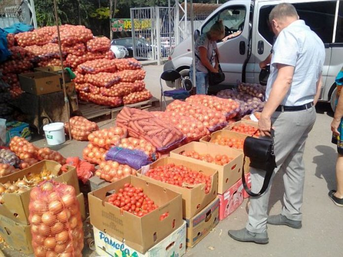 The market in Tomsk has become a hotbed of coronavirus