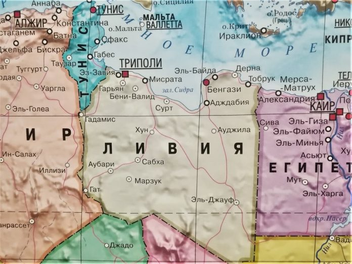The media learned about the plans of Russia to establish two military bases in Libya