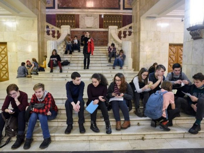 The Ministry of education has allowed students of 2020 to apply to universities online
