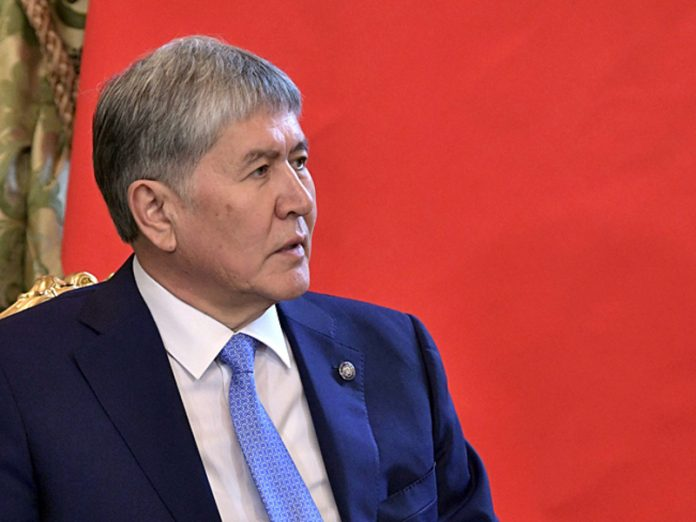 The previous President of Kyrgyzstan can go to jail for 15 years