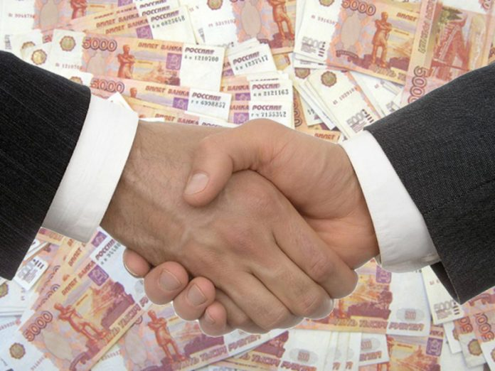 The Prosecutor General's office reported an increase in corruption in Russia