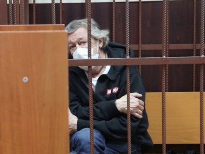 The Prosecutor's office, Yefremov during the accident was not only drunk, but also drugged