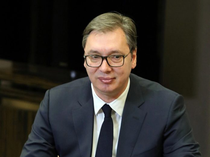 The Serbian President announced the victory of his party in the parliamentary elections