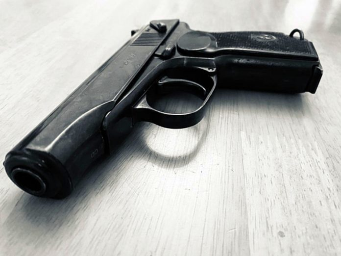 The shooting occurred in an apartment on the North of Moscow