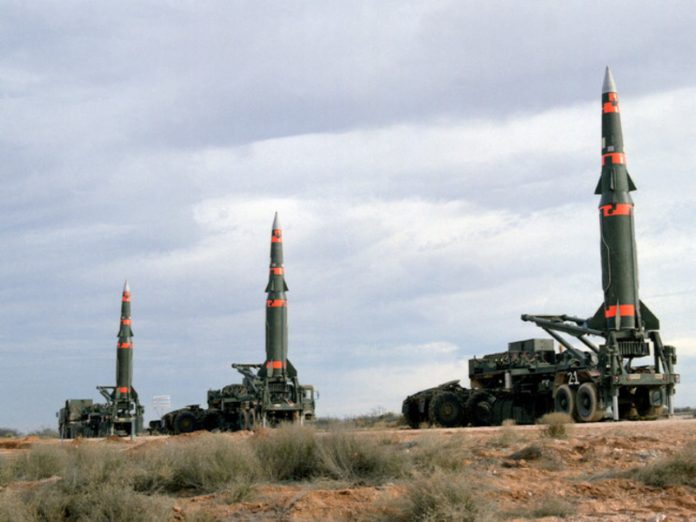 The state Department said that the moratorium on the deployment of missiles in Europe will not