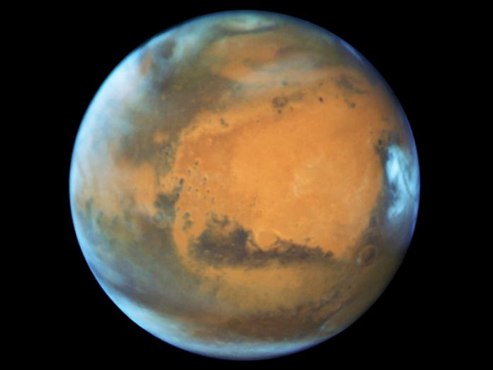 The third time NASA has postponed the launch of the Mars mission