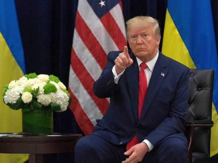 The U.S. President promised not to intervene in conflicts abroad