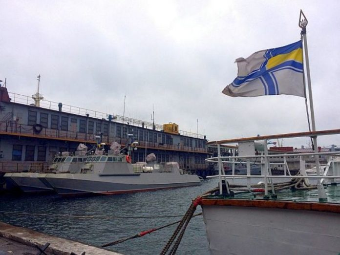 The U.S. will sell Ukraine 16 boats for $600 million