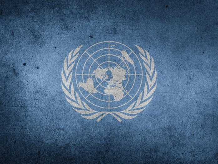 The UN was worried because of US sanctions against members of the ICC
