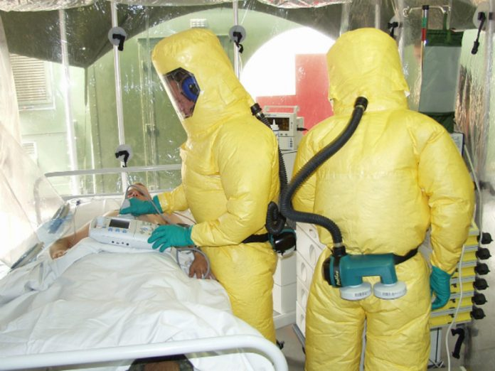 The who recorded a new Ebola outbreak in DRC