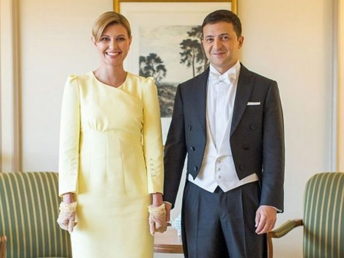 The wife of the President of Ukraine was infected with coronavirus