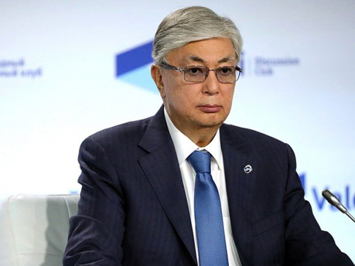 Tokayev: in Cooperation with Russia and the EEU, Kazakhstan should not forget about their interests