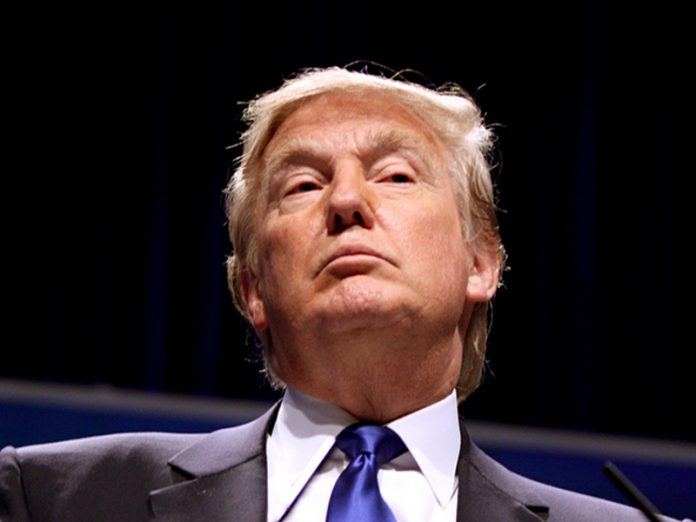 Trump once again explained the increase in the number of cases of coronavirus in the United States successful test