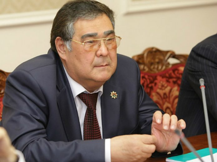 Tuleyev: Kemerovchanin, who lost her family in a fire in the