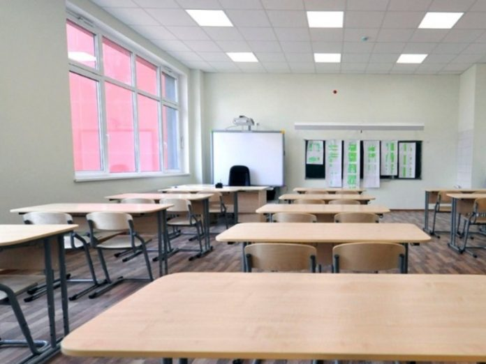 Until the end of the year in Khoroshevo-Mnevniki will open a new school