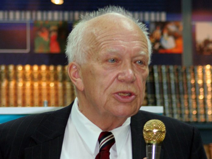 Widow of Sergei Khrushchev says that he died of old age