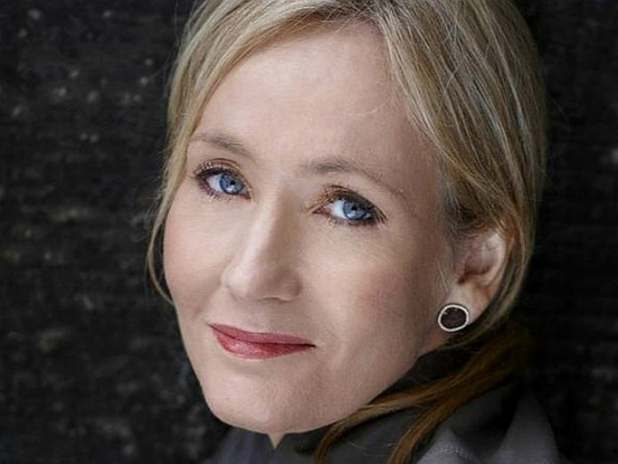 Writer Rowling appeared in the centre of a scandal because of the words of