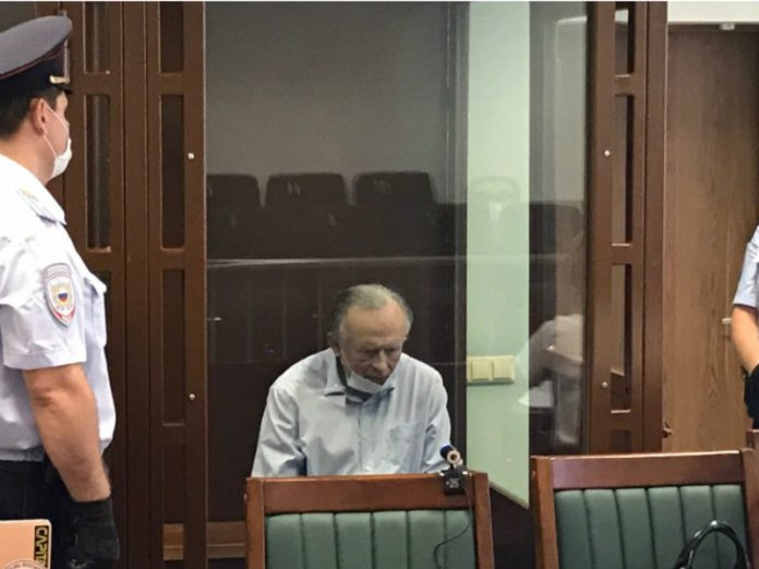 A hearing on the case of Professor Sokolov was interrupted in the study of video and phone conversations