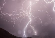 A powerful bolt of lightning killed a shepherd near Chelyabinsk