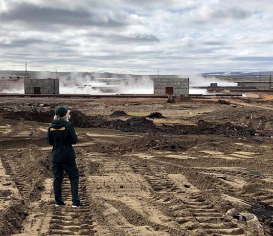 After the incident in Norilsk Rostekhnadzor ordered to check oil facilities in the Arctic