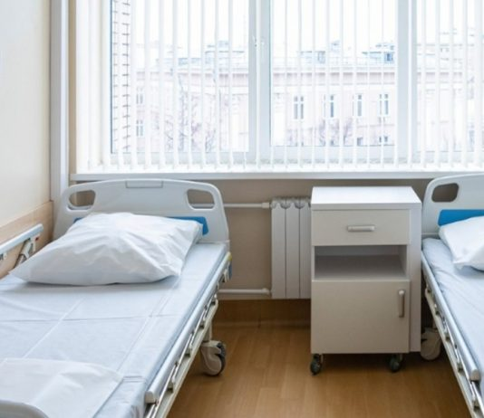 An elderly patient of a hospital in Moscow beaten to death by walkers neighbor