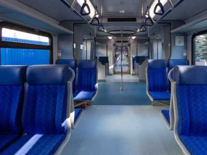 At the IDC before the end of the year will supply 180 new trains Ivolga