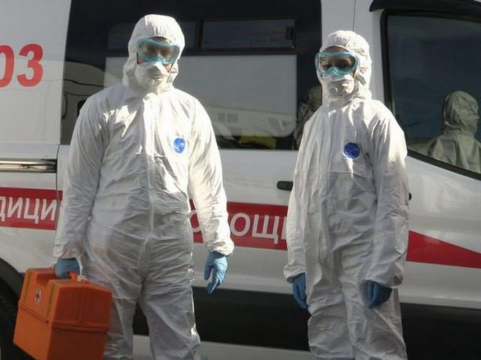 At the Russian border recorded outbreak of bubonic plague