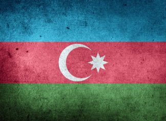Azerbaijan again accused Armenia of firing on the border
