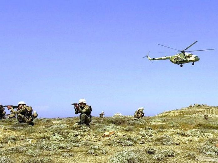 Azerbaijan has announced joint military exercises with Turkey