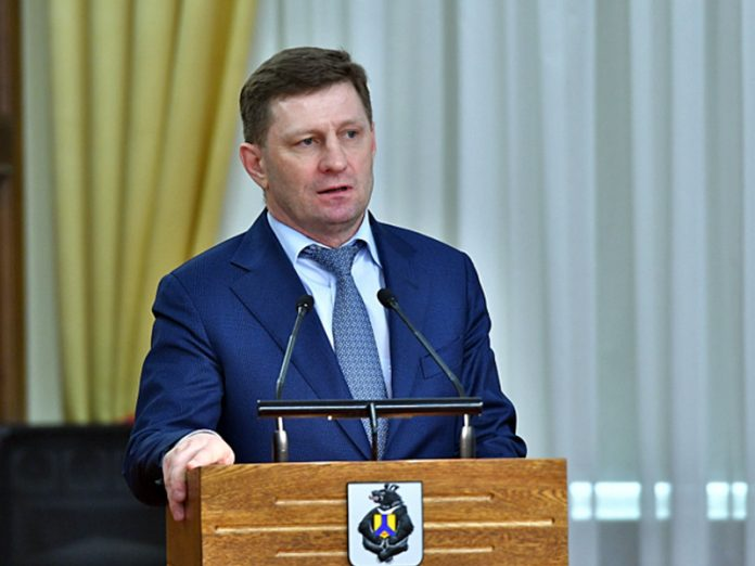 Basmanny court of Moscow will decide whether to send to the custody of the Governor of Khabarovsk Krai