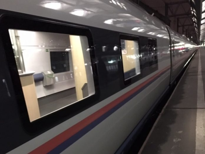 Because of a descent of cars from rails near Tula suspended selling tickets for 10 trains